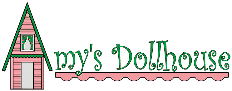 Amy's Dollhouse- New Mobile Friendly Site Coming Soon!